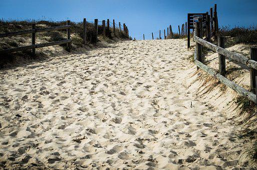 Atlantic, Vacations, Water, Beach, Sea, Ocean, Coast