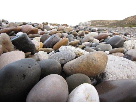 Stones, Rocks, Pebbles, Beach, Nature, Water, Sea