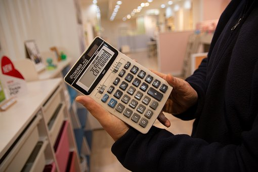 Calculator, Price, Quote, Payment, Staff, Shop