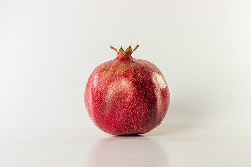 Pomegranate, Fruit, Vitamins, Nutrition, Eat, Bio