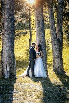 Bridal, Son In Law, Wedding, Love, Double, Woman