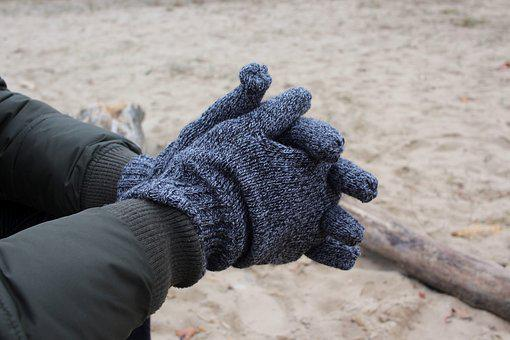 Gloves, Clothing, Wool, Winter, Freeze, Cold, Warm