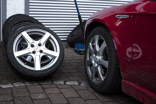Workshop, Auto Tires, Tire Service, Rim, Winter Tires