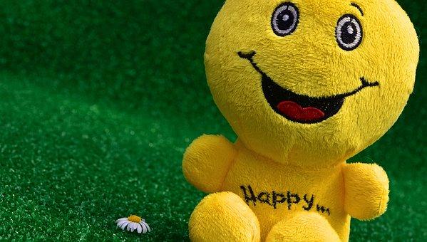Smiley, Happy, Funny, Laugh, Emoticon, Emotion, Yellow