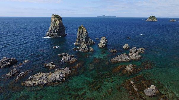 Yamaguchi Prefecture, 青海島