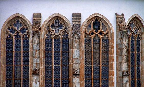 Window, Facade, Church Facade, Architecture, Building