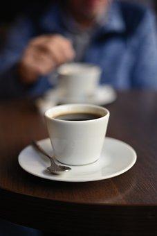 Coffee, Coffee Cup, Caffeine, Breakfast, Cup, Aroma