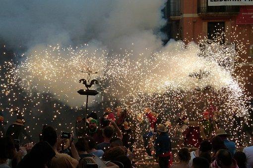 Correfocs, Diables, Culture People, Catalunya