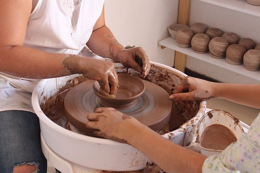 Clay, Mud, Create, Ceramic, Cooking Pot, Crafts, Earth
