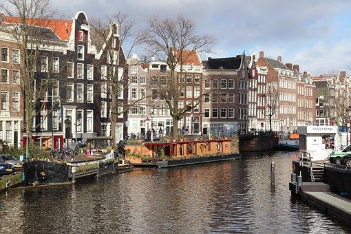 Netherlands, Amsterdam, Tourism, Dutch, Europe, Channel