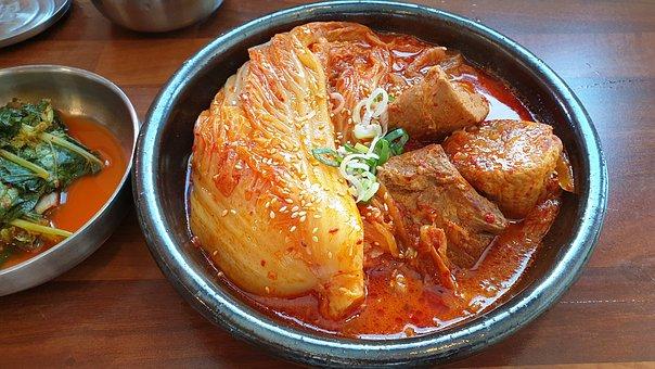 Kimchi, Side Dish, Food, Republic Of Korea, Cooking
