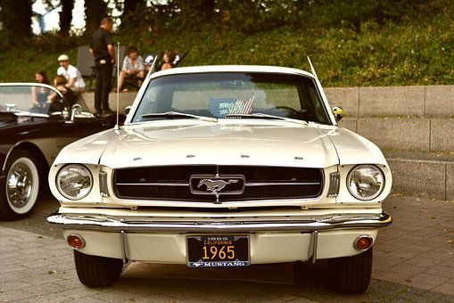 Ford, Oldtimer, Classic, Vehicle, Historically
