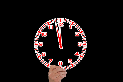 Hand, Keep, Clock, The Eleventh Hour, Time Of, Time