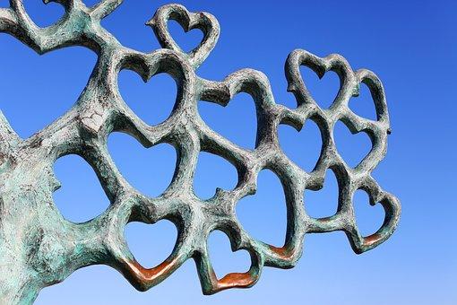 Hart, Love, Heart, Romantic, Romance, Background