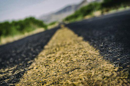 Road, Path, Pavement, Highway