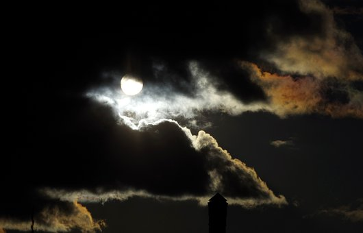 Clouds, Dark, Mood, Sun, Dramatic, Sky