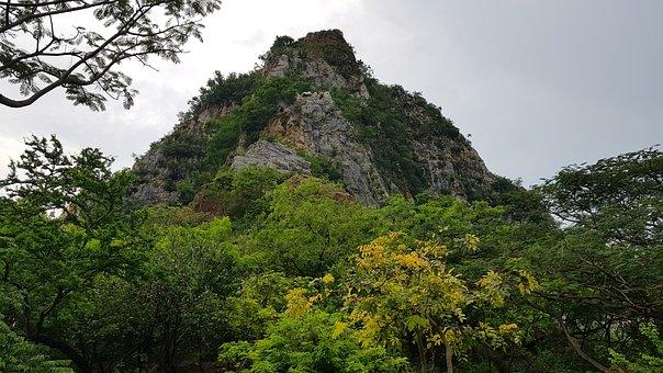 Mountain, Green, Thailand