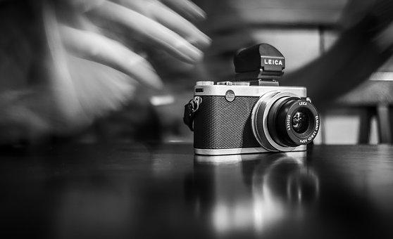 Camera, Leica, Photography, Photo Camera, Vintage