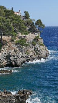 Notre Dame Du Cap Falcon, Cote D'azur, France, Riviera