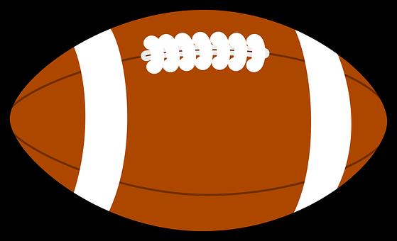 Football, Ball, Egg, American Football, Sports, Brown