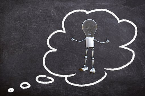 Idea, Solution, Think, Symbol, Inspiration, Thinking