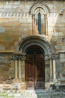 Door, Old, Architecture, Input, Wood, Age, Traditional