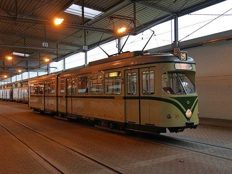 Tram, Düwag, Braunschweig, Traffic, Ag