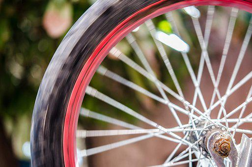 Bike, Rim, Movement, Bicycle, Wheel, Rims, Bicycles