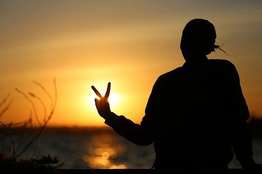 Sunset, Bythelake, Africa, Beautiful, Love, Girl, Woman