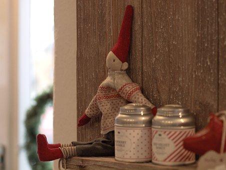 Christmas, Christmas Jewelry, Advent, Decoration