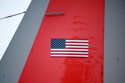 Usa Flag, Flag, American, Stripes, National, Stars