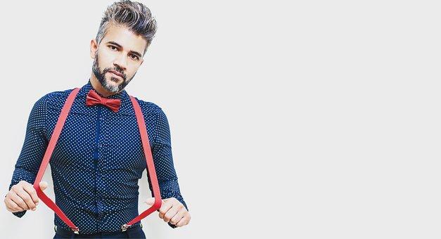 Man, Fashion, Denial, Beautiful Man, Hairstyle, Hair