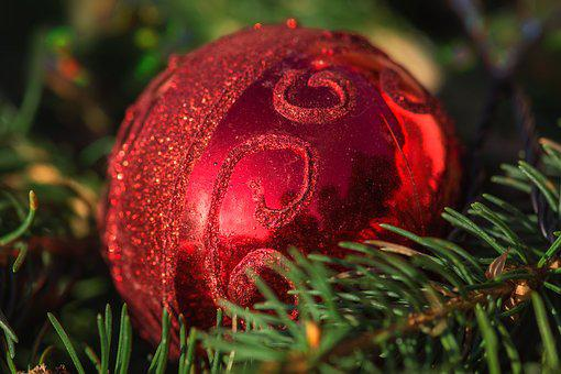 Christmas Bauble, Advent, Christmas Decoration