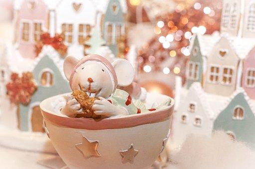 Christmas, Christmas Greeting, Christmas Motif