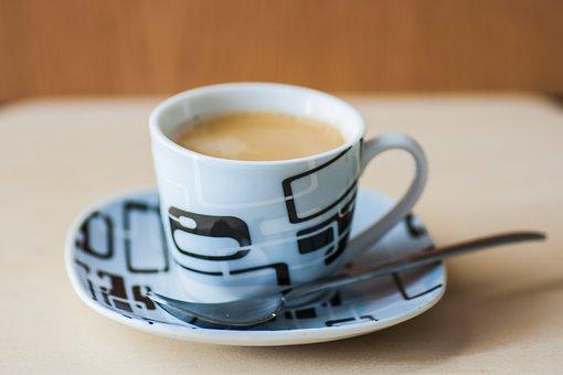 Coffe, Coffee, Cup, Caffeine, Breakfast, Hot, Drinks
