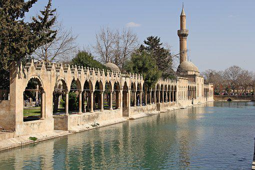 Sanliurfa, Fish Lake, Religious, Date Venue, Music, On