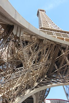 Tower, Eiffel, Architecture, Paris, City, France, Marco