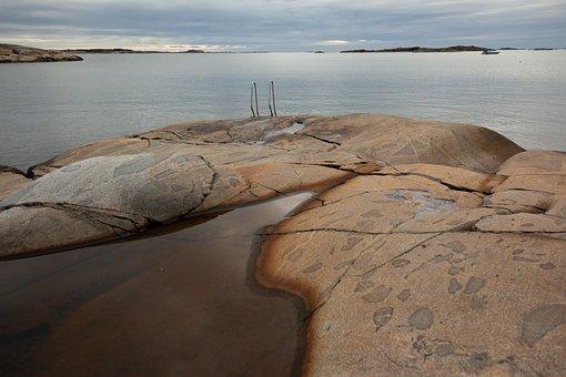 Westcoast, Sweden, Sea, Himmel, Water, The West Coast