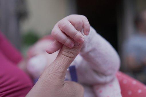 Children, Baby, Hand, Human, Child, Small Child, Cute