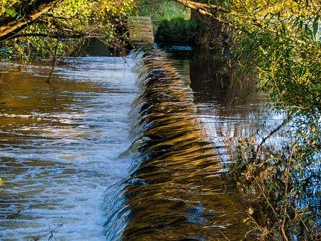 River, Miño, Water, Nature, Landscape