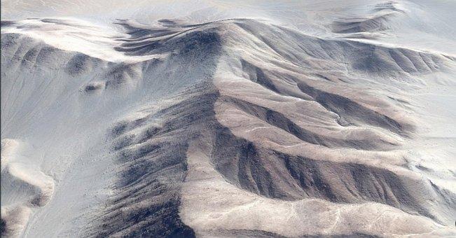 Mountain View, Snow Mountain, Mountain Range