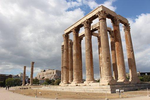 Athens, Greece, Acropolis, Antique, Culture, Parthenon