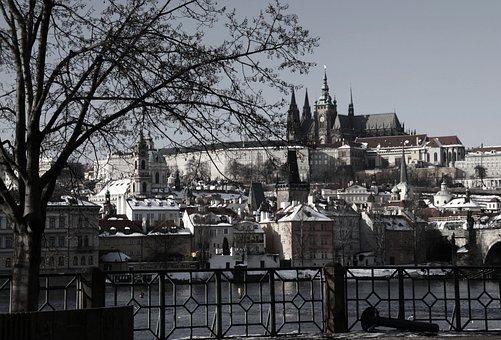 Prague, Prague Castle, Capital City, Czech Republic