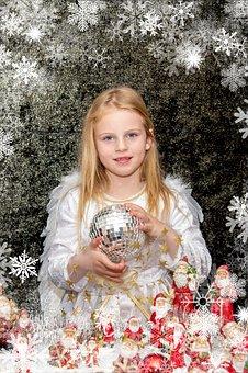 Christmas, Nicholas, Decoration, Red