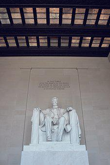 Washignton Dc, Washignton, Lafayette Square, Statue