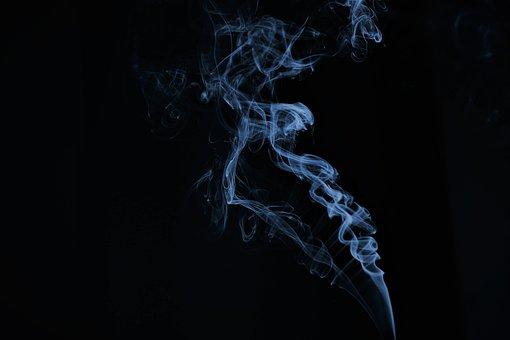 Smoke, Incense, Aroma, Swirls, Vape