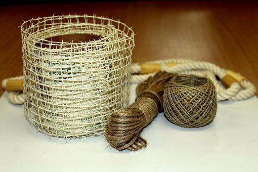 Strings, Tangle, Rolled Up, Associate, Weave, Thread