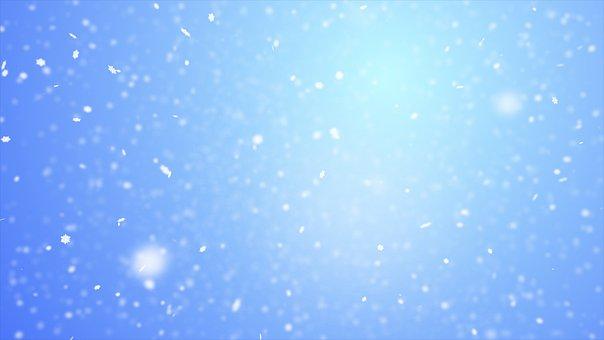 Background, Snowflakes, Christmas, Snowflake, Snow