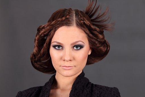 Girl, Portrait, Woman, Person, Beauty, Hair, Girls