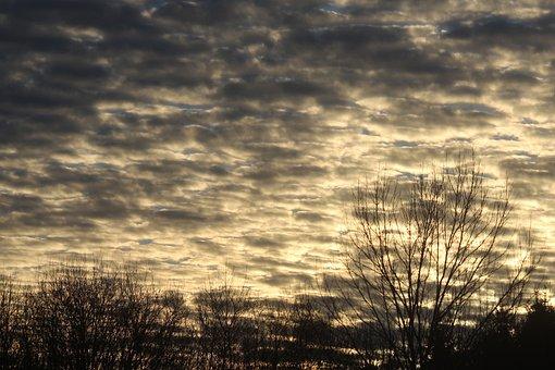 Cloud, Thick, Atmospheric, Cloudscape, Landscape